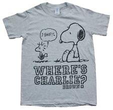 Peanut's - Snoopy - Where's Charlie ? - Men's / Unisex - T Shirts