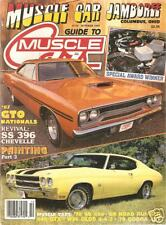 OCTOBER 1987 GUIDE TO MUSCLE CARS 87 GTO NATIONALS 69 CHEVELLE SS 70 CJ MUSTANG