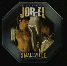 """SMALLVILLE SEASON 2 (Inkworks/2003) """"THE MARK JOR-EL"""" CASE LOADER CARD #CL1"""