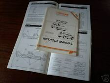 Body Repair Manual Fiat Punto 3 and 5 door inc GT