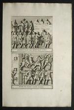 y 1700c ROMA ITALIA Org.Inc/Rame P.BARTOLI -J.de Rubeis