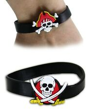 6 x Piraten Armband Piratenparty Mitgebsel Kindergeburtstag