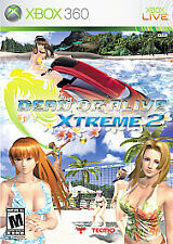 Dead or Alive: Xtreme 2 (Microsoft Xbox 360, 2006)            FAST SHIPPING !!