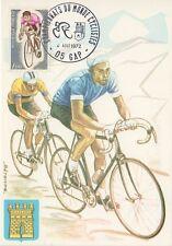 Carte maximum - Gap - 22/07/1972 - Championnats du monde cyclistes