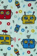 Tula Baby Blanket - ZAP Robot (NEW) free shipping