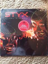 Styx Kilroy was here Sealed LP with Hype vinyl sp-3734