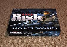 RISK HALO WARS BOARD GAME Collectors Edition