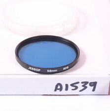 Jessop 58mm 80B Filter in case/keeper (A1439)