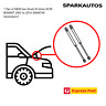 1 Pair of NEW Gas Struts fit Volvo XC90 BONNET 2002 to 2014 30649736 Generation1