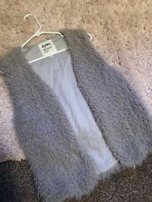 Women's Dylan Fur Vest Size Large