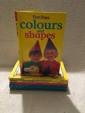COLLECTION OF EARLY LEARNING LADYBIRD BOOKS