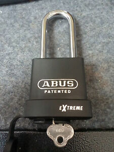 ABUS P/LOCK 83WP/53 KD DP SERIE SHACKLE  63MM ALLOY