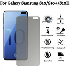 For Samsung S10/S10+/S10E Anti-See Soft Hydrogel Film TPU Full Screen Protector