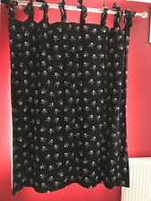 Boys Black Out Curtains - Bedroom
