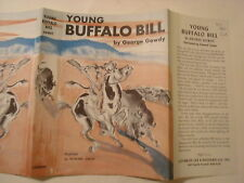 Young Buffalo Bill, George Gowdy, Dust Jacket Only