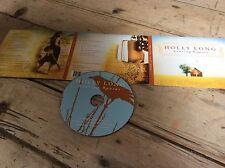 """HOLLY LONG """" LEAVING KANSAS """" 13 TRACK CD DIGIPAK ALBUM"""