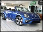 2013 Volkswagen Beetle-New 2.0T w/Sound 2013 Volkswagen Beetle Convertible 2.0T w/Sound 95157 Miles Reef Blue Metallic C