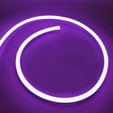 20FT Violet LED Neon Flex Rope Light In/Outdoor Commercial Ceiling Window 110V