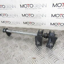 Honda CBF 1000 08 OEM rear wheel axle shaft spindle with spacers and blocks