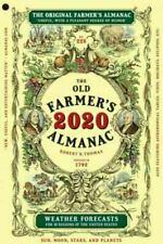 The Old Farmer's Almanac 2020 FAST DELIVERY