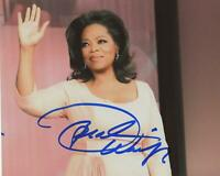Oprah Winfrey AUTOGRAPH Signed 8x10 Photo B ACOA