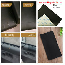 15x25 cm Leather Repair Patch Vinyl Adhesive for Sofas Car Seats Handbags Jacket