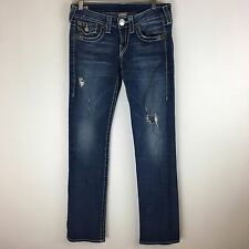 True Religion Jeans - Billy Big T Destroyed Boot - Tag Size: 29 (29x33) - #2437