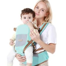 0-36 Ergonomic Baby Carrier with Hip Seat Kangaroo Front and Back Multiposition