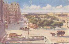 ARGENTINA Buenos aires Paseo de Julio 1920 PC