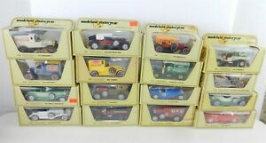 LESNEY MATCHBOX MODELS OF YESTERYEAR Lot of 16 Produced 1978 ~ NEW IN BOX ~ T99D