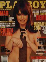 Playboy August 2010 | Francesca Frigo Crista Flanagan Demi Moore   #1172  #2221