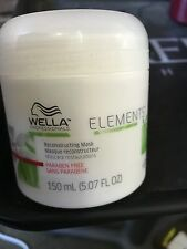Wella Elements Reconstructing Mask 5.07oz