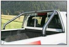 ISUZU PICK UP 1999 ROLL BAR 60 INOX MAT