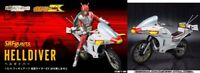 NEW Bandai S.H.Figuarts Masked Rider ZX Hell Diver Figure from Japan F/S