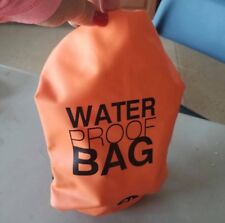 2L Waterproof bag - orange