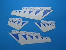 Zündapp Hai 50 weiß/blau Dekorebogen Dekore Aufkleber 448-111.71 Typ 448