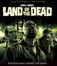 GEORGE A. ROMERO'S LAND OF THE DEAD NEW BLU-RAY DISC