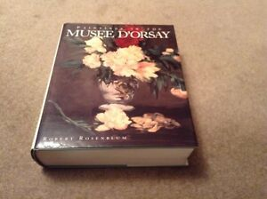 Paintings in the Musee D'Orsay by Robert Rosenblum