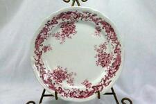 Villeroy And Boch Valeria Red Salad Plate Green Backstamp
