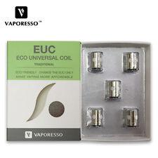 5 Resistance coil VAPORESSO EUC-CLAPTON 0,3Ohm - VECO, ESTOC, TARGET PRO, GEMINI