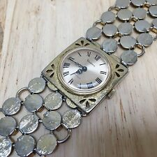 Vintage Vendome France Lady 7 Jewels Antique Style Hand-Winding Watch Hours~Runs