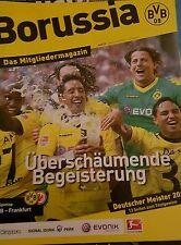 2010/11 1.Bundesliga Borussia Dortmund - Eintracht Frankfurt