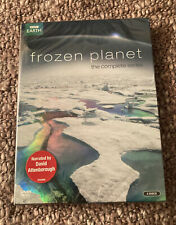Frozen Planet (DVD, 2011) Brand New Sealed
