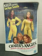 "HASBRO Kelly Starring as Jaclyn Smith Charlie's Angels 8.5"" Posable Doll 1977"