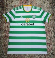 More details for authentic adidas celtic home football shirt. xl.