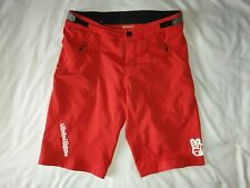 Men's Troy Lee Mtb Cycling Short Cycling No Lining No Pad L 32