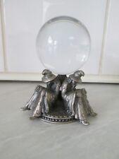 MYTH AND MAGIC WIZARD CRYSTAL BALL HOLDER  FROM TUDOR MINT RARE no3170