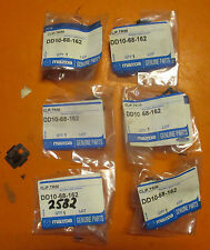 6x original Mazda 2,dd10-68-162, clip, Trim (Dy)