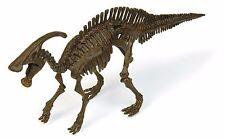 Geoworld Jurassic Eggs Miniatur Dinosaurier Urzeit Skelett im Ei Parasaurolophus