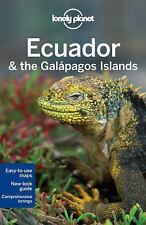 Lonely Planet Ecuador & the Galapagos Islands (Travel Guide)-ExLibrary